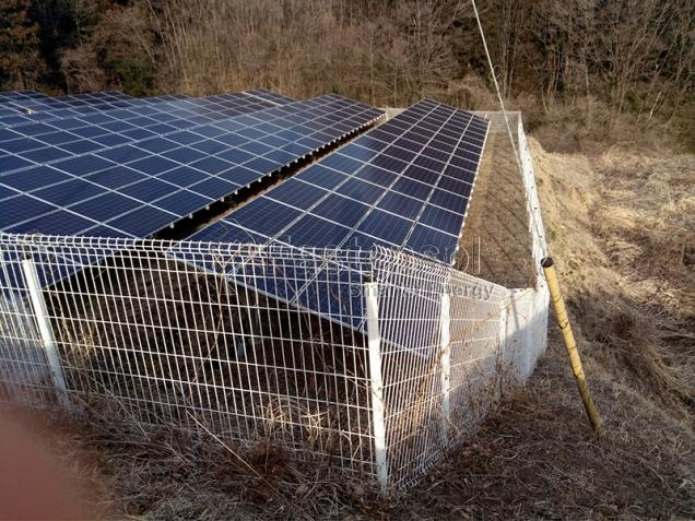 Solar Fencing System,Solar Coated Fences supplier