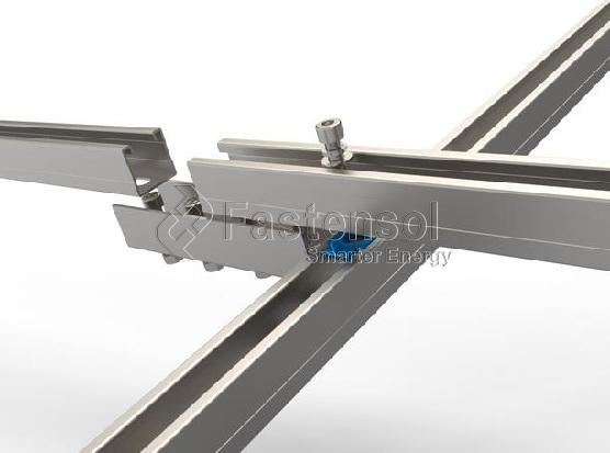 Unirac ground mounting system